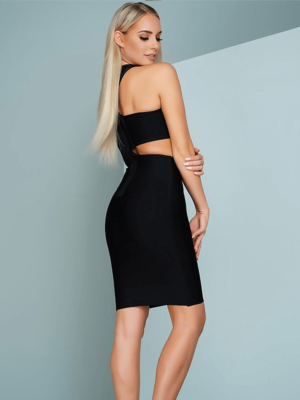 The A A Aamate Bandage Dress