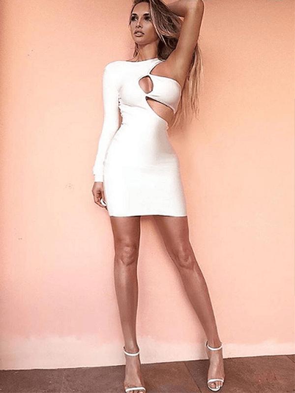 The A A Aamate Bandage Dress