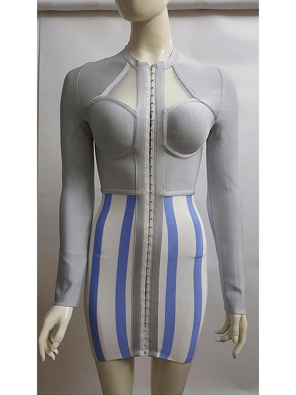 The A Aaacaimee Bandage Dress