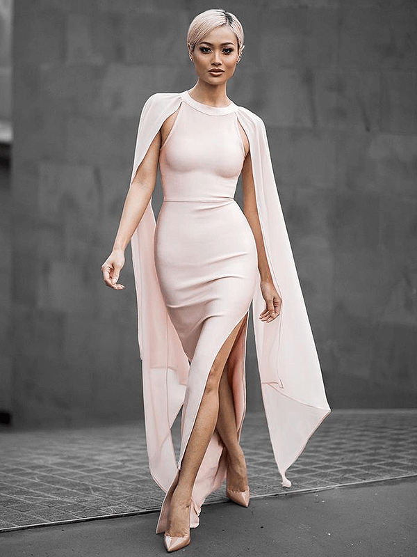 The A Aaacalie Bandage Dress