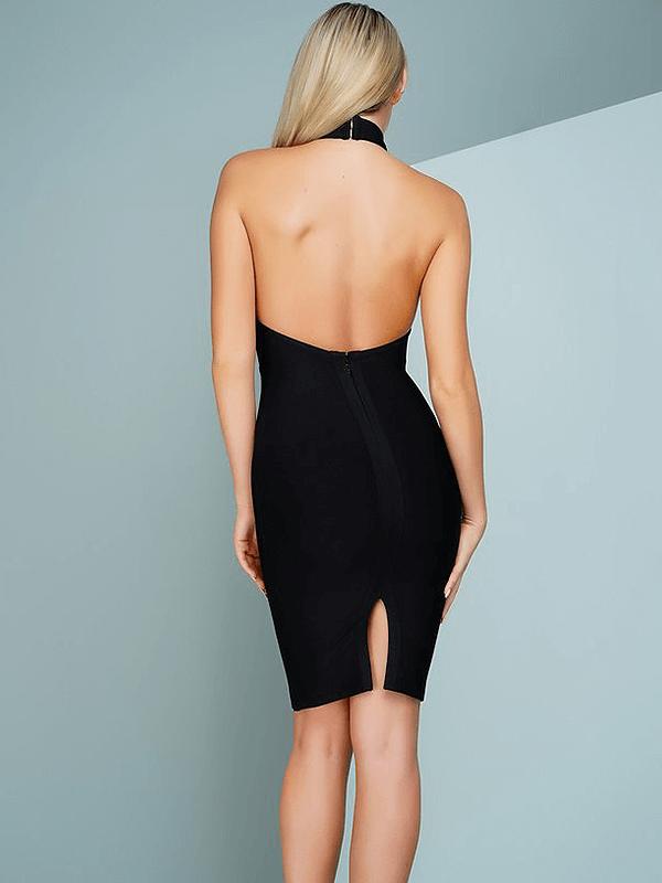 The A Aabaadea Bandage Dress