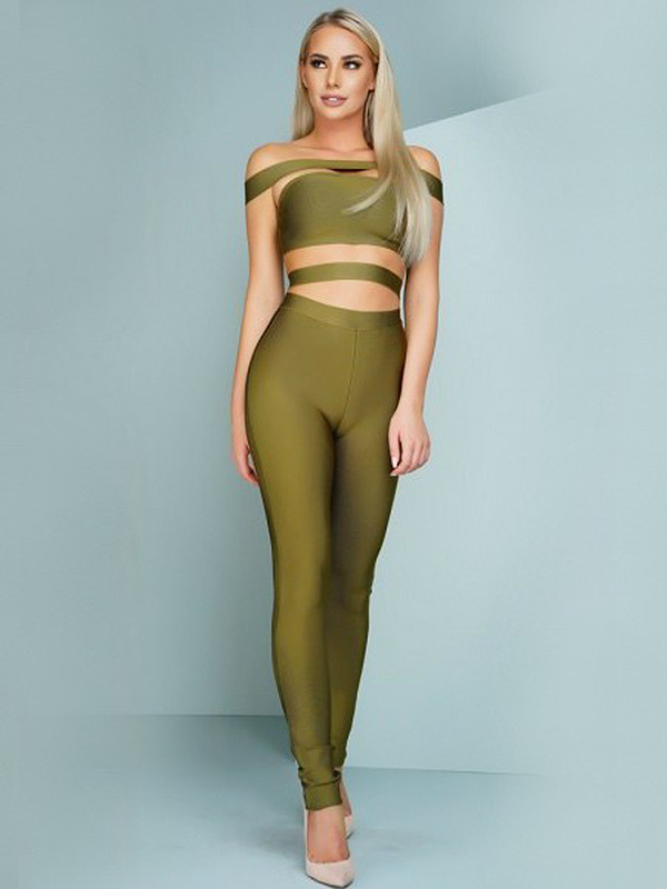 The A Aabaaxa Bandage Suit