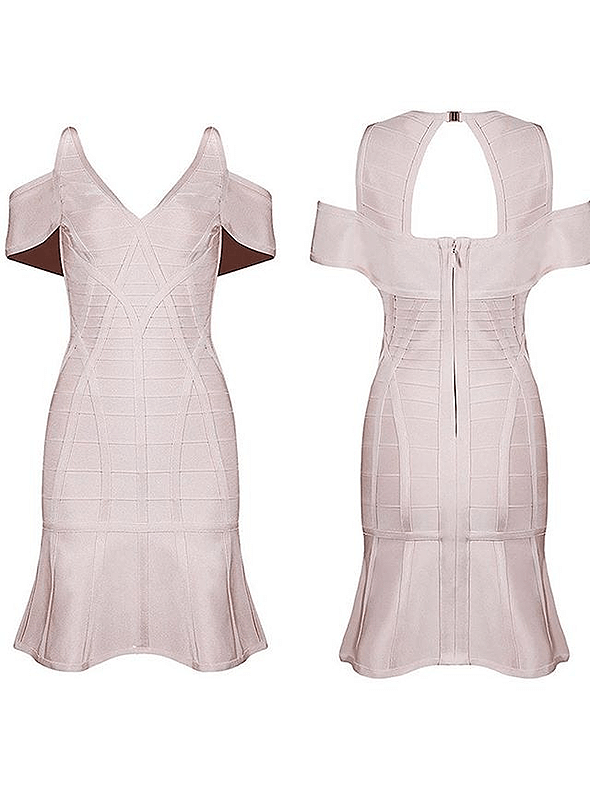 The A Aababe Bandage Dress