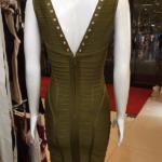 The A Aabaey Bandage Dress