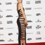 The A Aabakey Bandage Dress