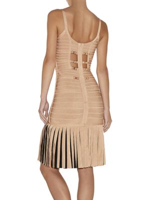 The A Aabaky Bandage Dress