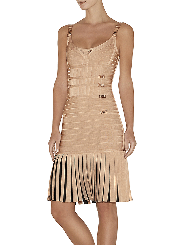The A Aabaky Bandage Dress