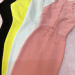 The A Aabbatea Bandage Dress