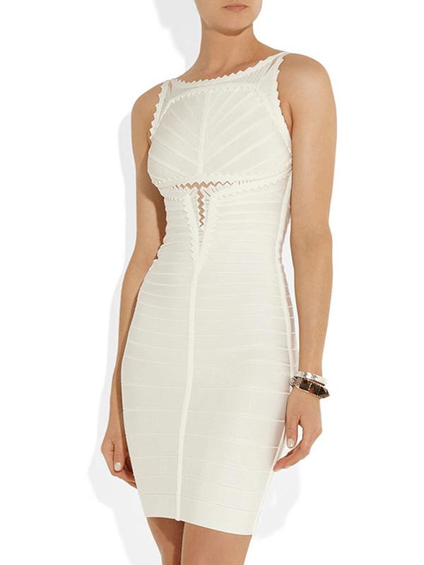 The A Aabbede Bandage Dress