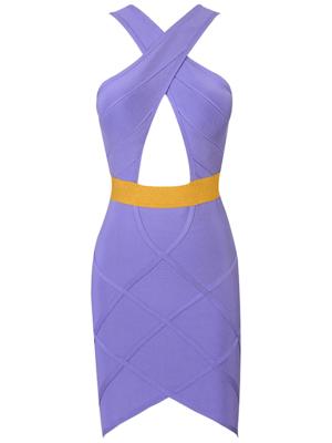 The A Aabeeni Bandage Dress