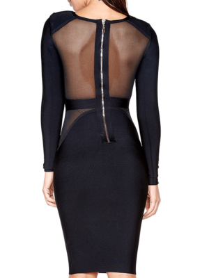 The A Aabelle Bandage Dress