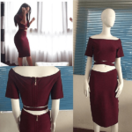 The A Aabelley Bandage Dress