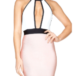 The A Aabeni Bandage Dress