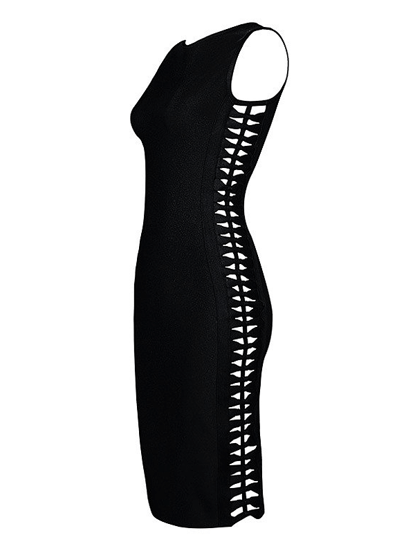 The A Aaborage Bandage Dress