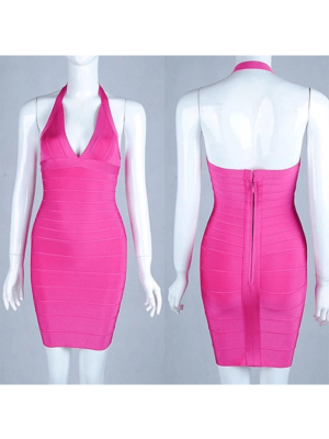 The A Aabravier Bandage Dress
