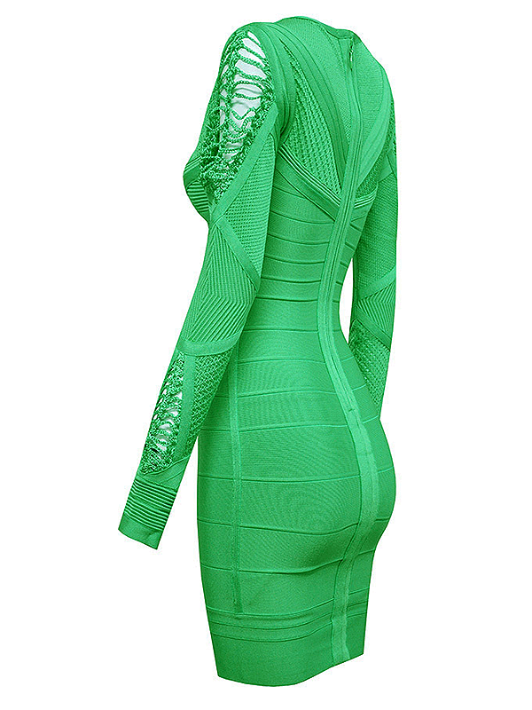 The A Aacanged Bandage Dress