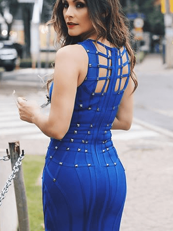 The A Aaccae Bandage Dress