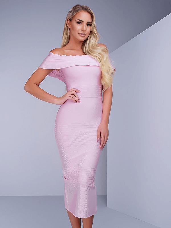 The A Aaciana Bandage Dress