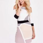 The A Aacky Bandage Dress