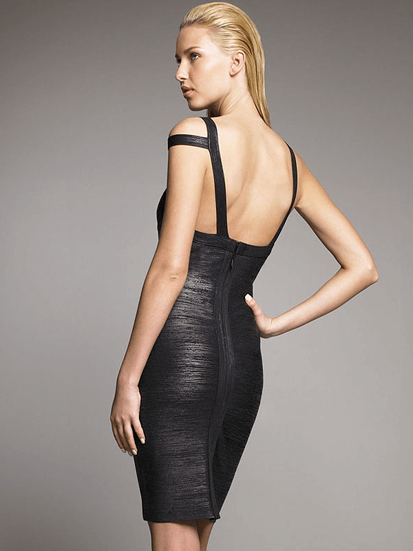 The A Aacllete Bandage Dress