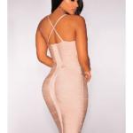 The A Aaelone Bandage Dress