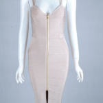 The A Aaflyers Bandage Dress