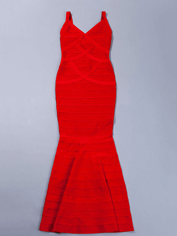 The A Aamalyne Bandage Dress
