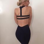 The A Aamiane Bandage Dress