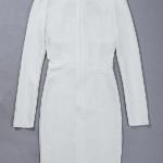 The Aaagrae Bandage Dress