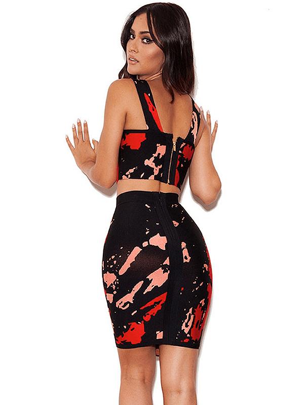 The Miami 2 Piece dress